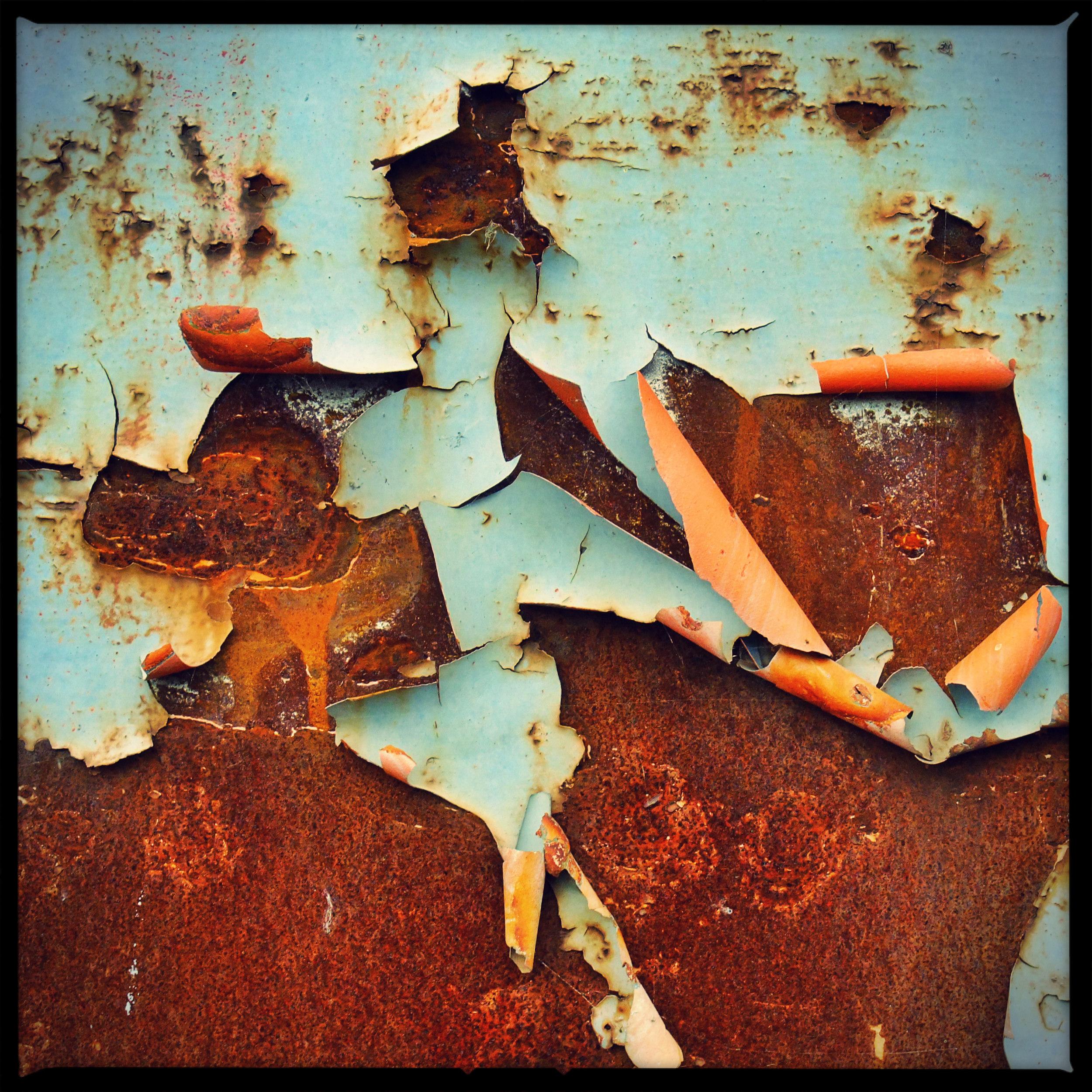 Rusty Flakes 3/3