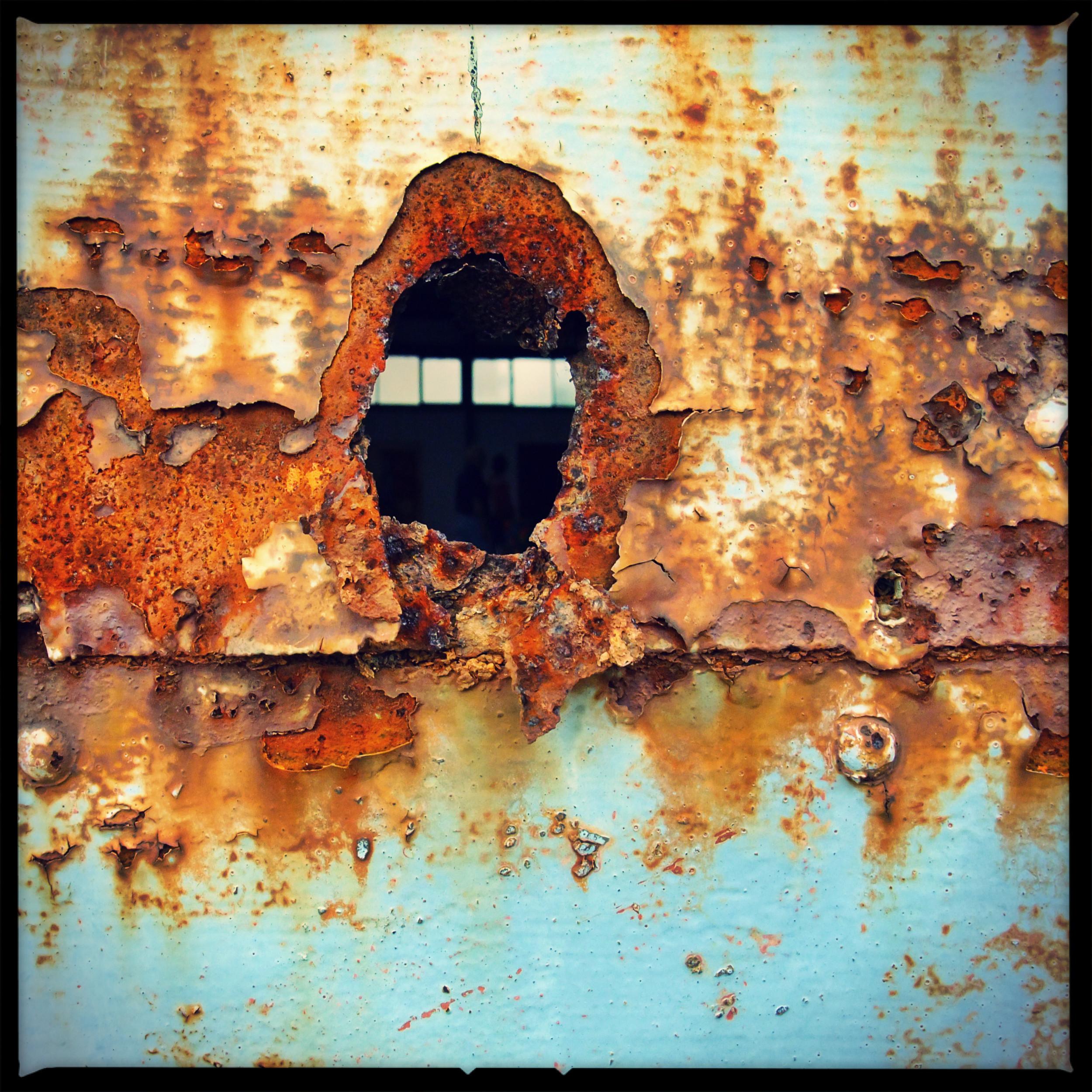 Rusty Flakes 2/3