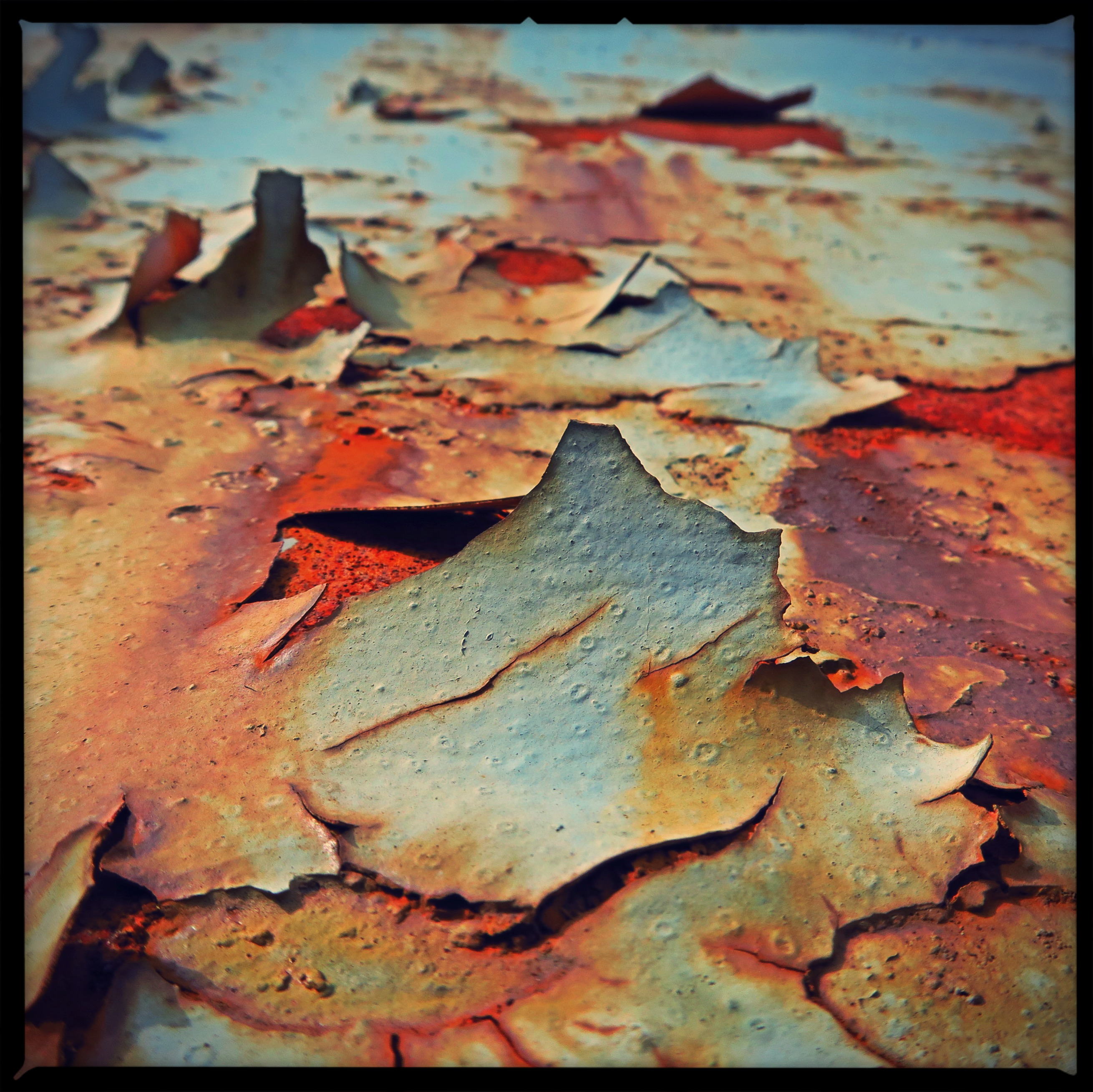 Rust at Dawn 2/3