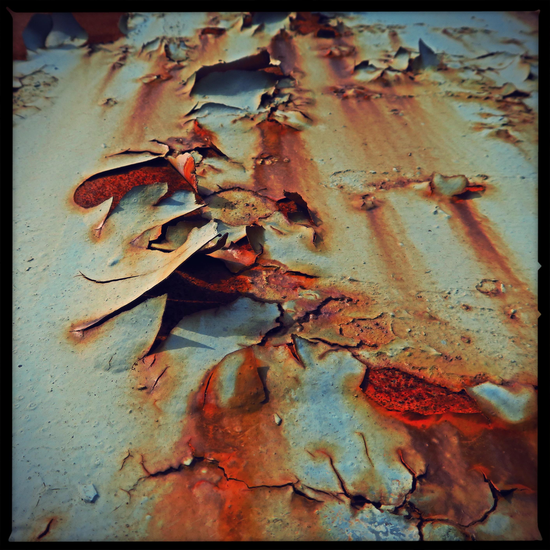 Rust at Dawn 3/3