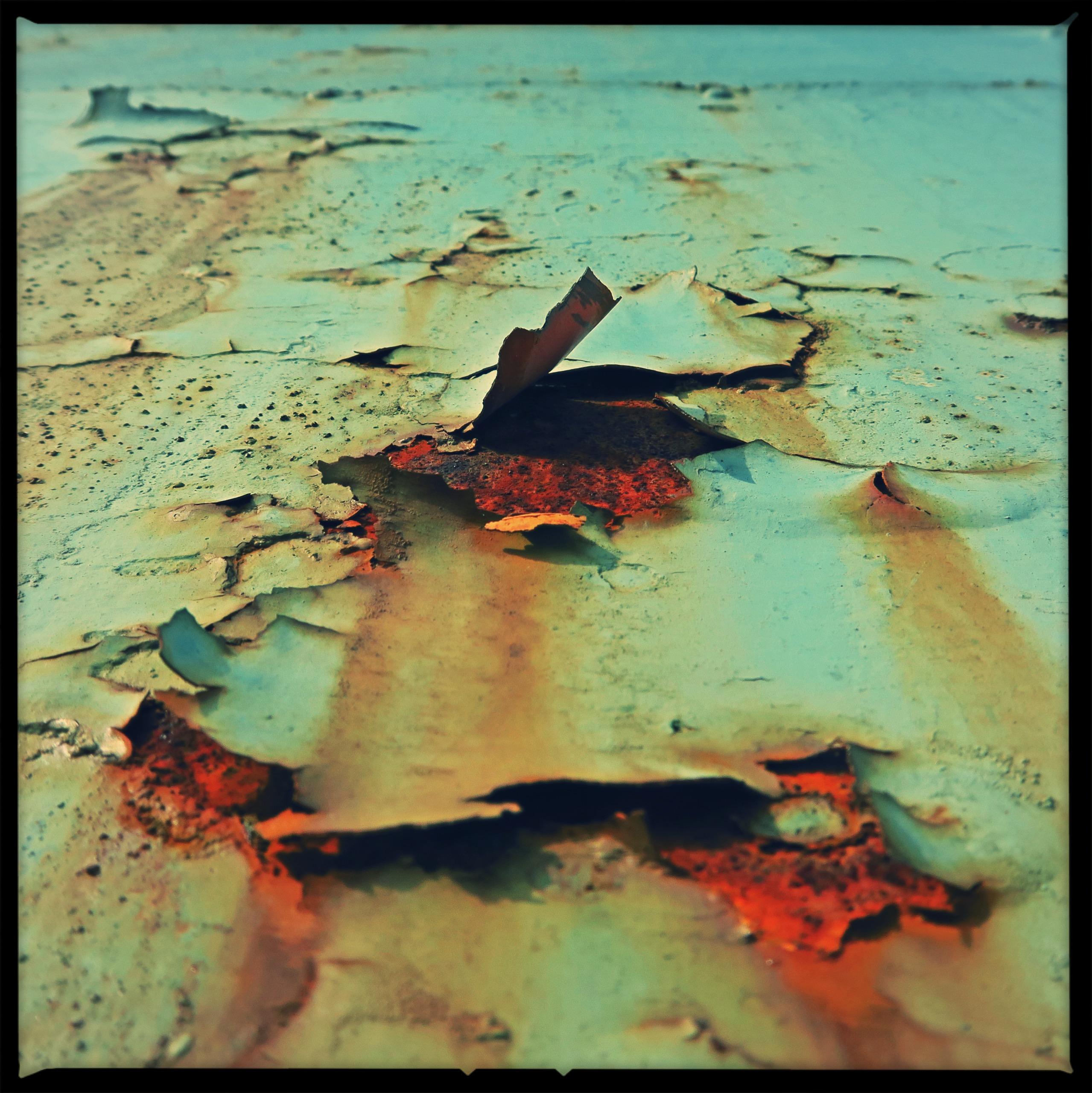 Rust at Dusk 1/3